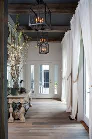 best 20 rustic interiors ideas on pinterest cabin interior beautiful whites grays and wood i love the floor and all the windows i like the grandeur of height the lighting fixtures and the long welcoming