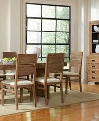 Champagne Dining Trestle Table Created For Macys Furniture - Macys dining room furniture