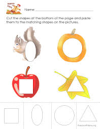 collections of cut and paste shapes kindergarten wedding ideas