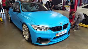 matte teal car bmw m3 nurburgring matte ice blue youtube