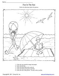 education world express coloring worksheet