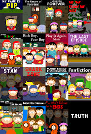 the last thanksgiving cartoon south park unleashed south park fanon wikia fandom powered by