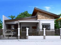 Stylish Bungalow House Designs Design In The Philippines With