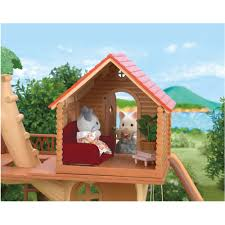 Calico Critters Living Room by Calico Critters Adventure Tree House Walmart Com
