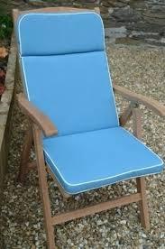 light blue recliner chair luxury garden recliner chair cushion light blue cushion only light
