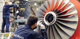 Turbine Engine Mechanic Rolls Looks To Boost Engine Support In China Business Aviation