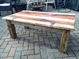 How To Make Reclaimed Wood Coffee Table Reclaimed Wood Coffee Table Diy Reclaimed Wood Coffee Table With
