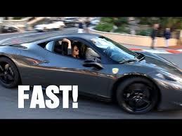 how fast is a 458 italia driving 458 italia