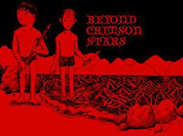 crimson beyond crimson stars by ben lunato