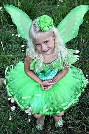 Green Fairy Halloween Costume Glow Dark Tinkerbell Fairy Halloween Costumes Girls