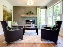 stunning ideas for decorating a large wall in living room living full size of living room green horse statue gray bench white shag rug black armchairs