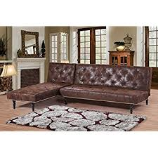 Victorian Leather Sofa New Victorian Antique Style Charles Brown Faux Suede Leather Sofa