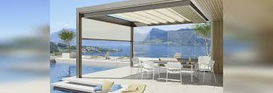 Wall Awning Pergola Folding Awning Melano Tp7000 With Wall Connection Stobag