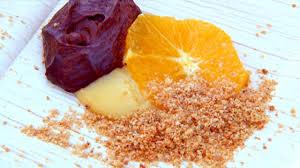 warm chocolate mousse with orange hellz yeah pinterest