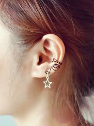 earrings for unpierced ears pandahall easy diy project on how to make wire ear cuffs for