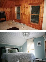 wood paneling makeover ideas image result for updating wood walls ceiling ideas pinterest