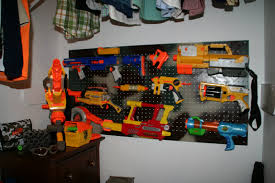nerf bedroom we have a nerf gun avalanche in the boys closet this would be