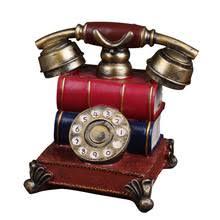popular home decor telephones antique buy cheap home decor