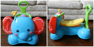 Fisher Price Barn Bounce House Fisher Price 3 In 1 Bounce Stride U0026 Ride Elephant Fphottoys My