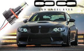 amazon com lux h8 180 bmw angel eyes automotive