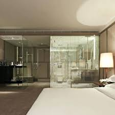 bathroom in bedroom ideas bath in bedroom design floating bed with bathroom master
