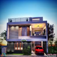 75 Sqm To Sqft 4 Bedroom Contemporary 1600 Sq Ft Kerala Home Design Bloglovin U0027