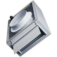 In Line Exhaust Fan Bathroom Ext External Mount Duct Fans Residential Continental Fan