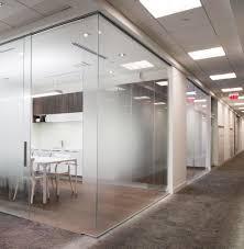 interior sliding doors toronto glass cube office toronto rollglass glass office fronts with