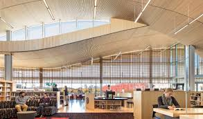 Library Colors East Boston Branch Library William Rawn Associates