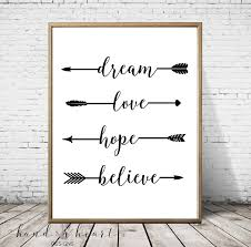 believe home decor farmhouse style dream love hope believe printable farmhouse decor