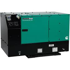 cummins onan quiet series commercial diesel generator u2014 12 kw