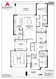 capella by summit homes from 310 200 floorplans facades