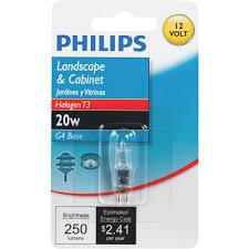 Philips Landscape Light Bulbs by Philips T3 12v Halogen Special Purpose Light Bulb Walmart Com