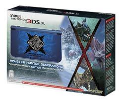 amazon new 3ds black friday nintendo new 3ds xl monster hunter generations edition 2016