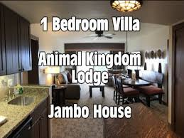 Animal Kingdom 1 Bedroom Villa Animal Kingdom Lodge Jambo House One Bedroom Villa Disney Vacation
