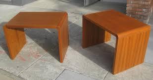 Teak Side Table Teak Side Table Danish House Plans Ideas