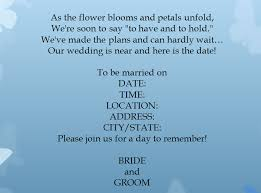 casual wedding invitations 15 sles for casual invitation wording for wedding everafterguide