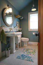 shelf above bathroom sink a shallow shelf above the sink adds storage and display space while