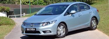 honda car singapore honda civic 1 5 hybrid i vtec review singapore oneshift com