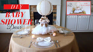 neutral baby shower decorations diy baby shower decorations hot air balloon baby shower gender