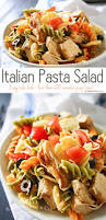 ad italian pasta salad kleinworth u0026 co