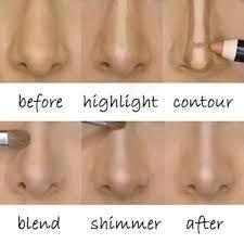el contorno se acabó el maquillaje estroboscópico es la nueva moda