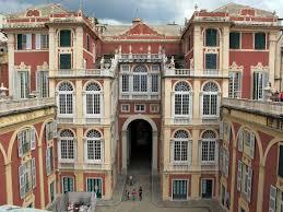 il cortile genova palazzo reale genova