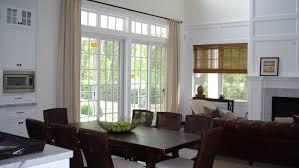 home bridgehampton custom window treatments roman shades and