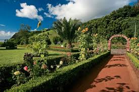 list of azorean gardens that are unique worldwide