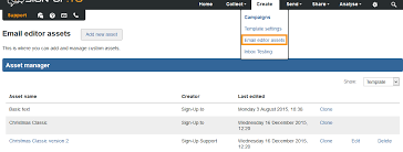 creating email editor templates and custom components u2013 knowledge base