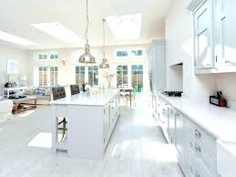 white kitchen floor ideas polished concrete kitchen floor mangostin me
