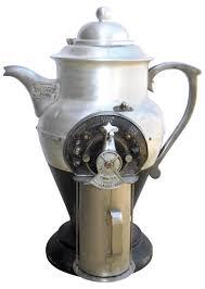 Cast Iron Coffee Grinder Figural Coffee Grinder