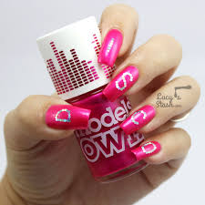 disco glitter nails feat models own studio 54 lucy u0027s stash