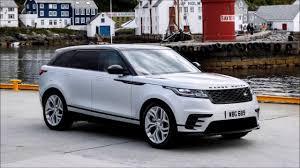 2018 range rover velar price 2018 range rover velar design release and price youtube